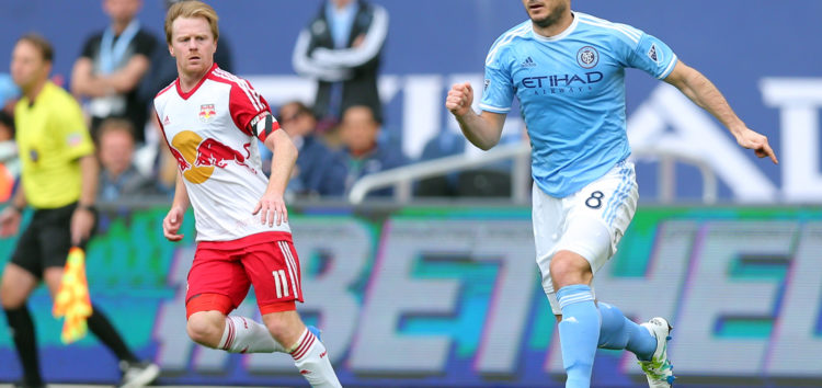 MLS : New York City occupera la seconde place de la conférence Est