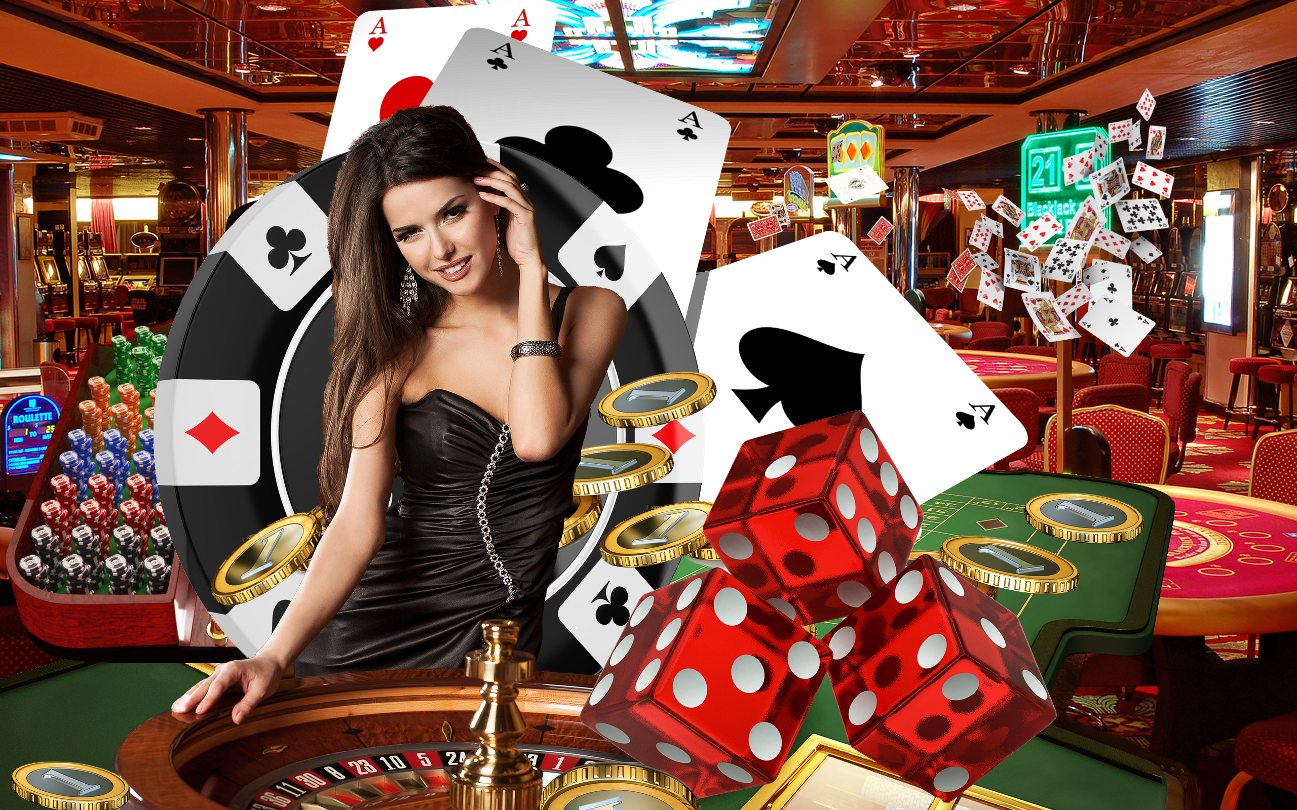 de online casino cassino games