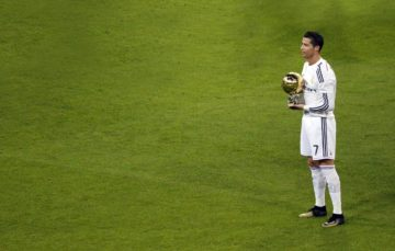 La superstar du Real Madrid, Cristiano Ronaldo » gagnera le Ballon d'Or, selon Almeida
