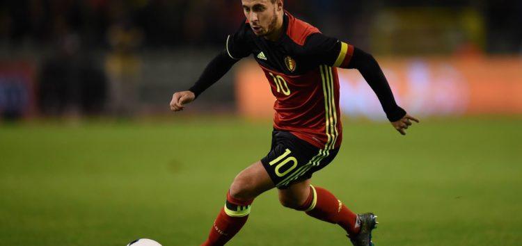 Eden Hazard attendu pour rejoindre l'équipe Belge en quart de finale de l'Euro