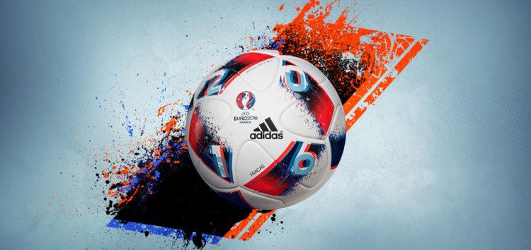 Fracas : le nouveau ballon joué à la phase finale de l'Euro 2016