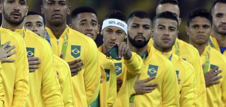 L'or olympique rentre au Brésil