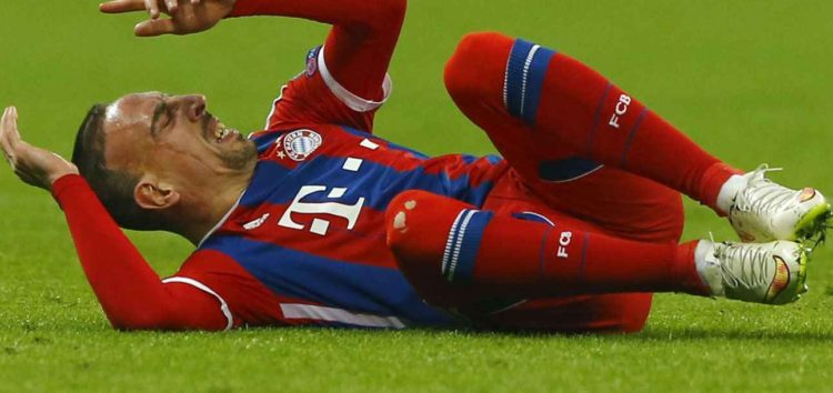 Les pathologies chroniques du footballeur