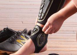 De nouveaux protège-chevilles pour mieux encaisser les tacles