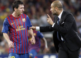 Guardiola  explique pourquoi Messi est le meilleur joueur qu'il ait jamais vu
