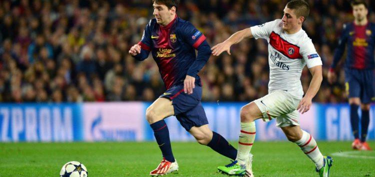 Barcelone ne veut pas payer plus de 80 millions d'euros pour Verratti